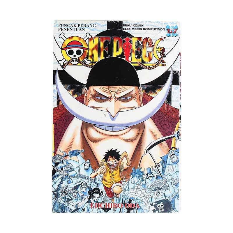 Elex Media Komputindo ONE PIECE 57 Buku Komik [200414438]
