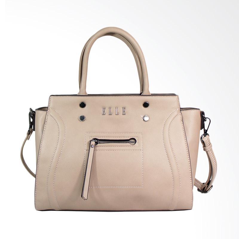 Elle 40840 - 16 Hand Bags - Beige