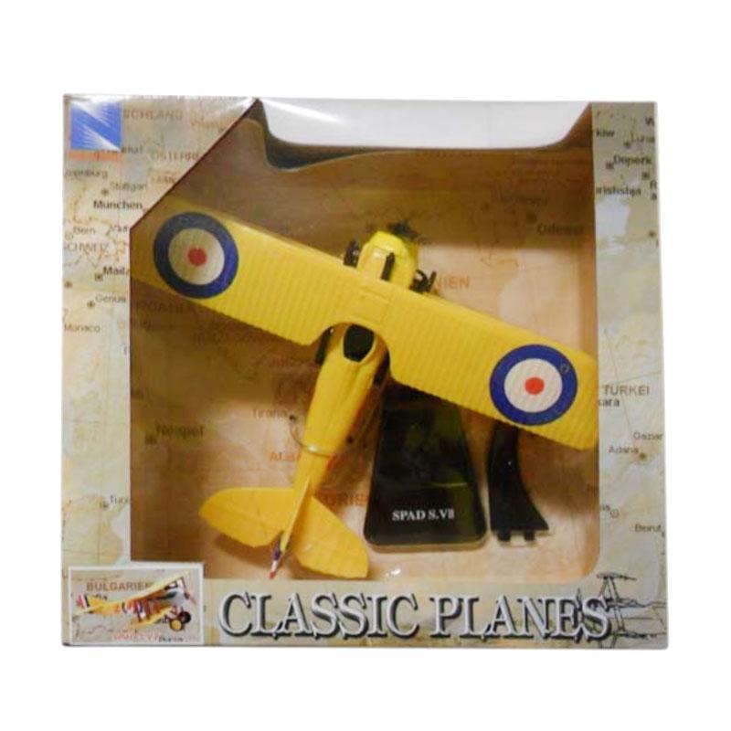 classic airplane