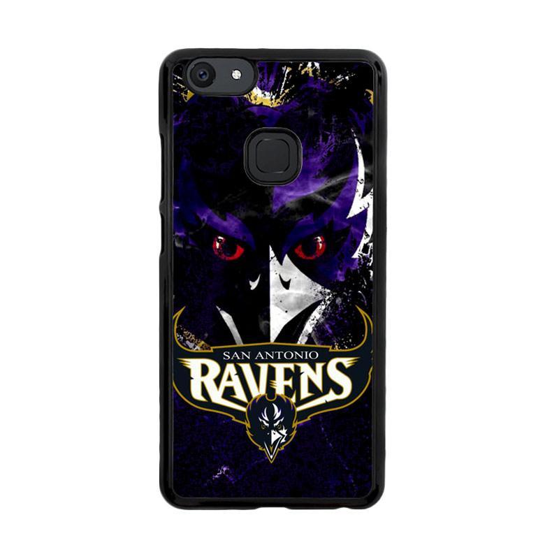 Flazzstore Baltimore Ravens Z2999 Custom Casing for Vivo V7
