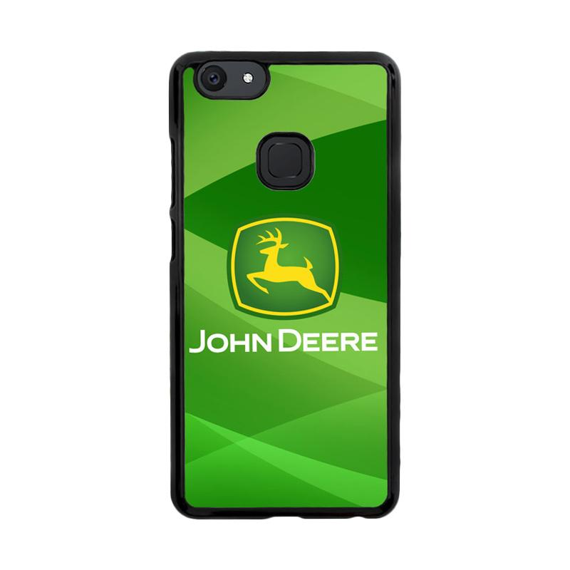 Flazzstore John Deere Logo Z3366 Custom Casing for Vivo V7