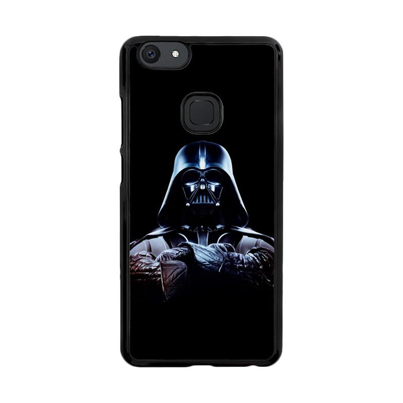Flazzstore Darth Vader Back in Black Star Wars O0488 Custom Casing for Vivo V7