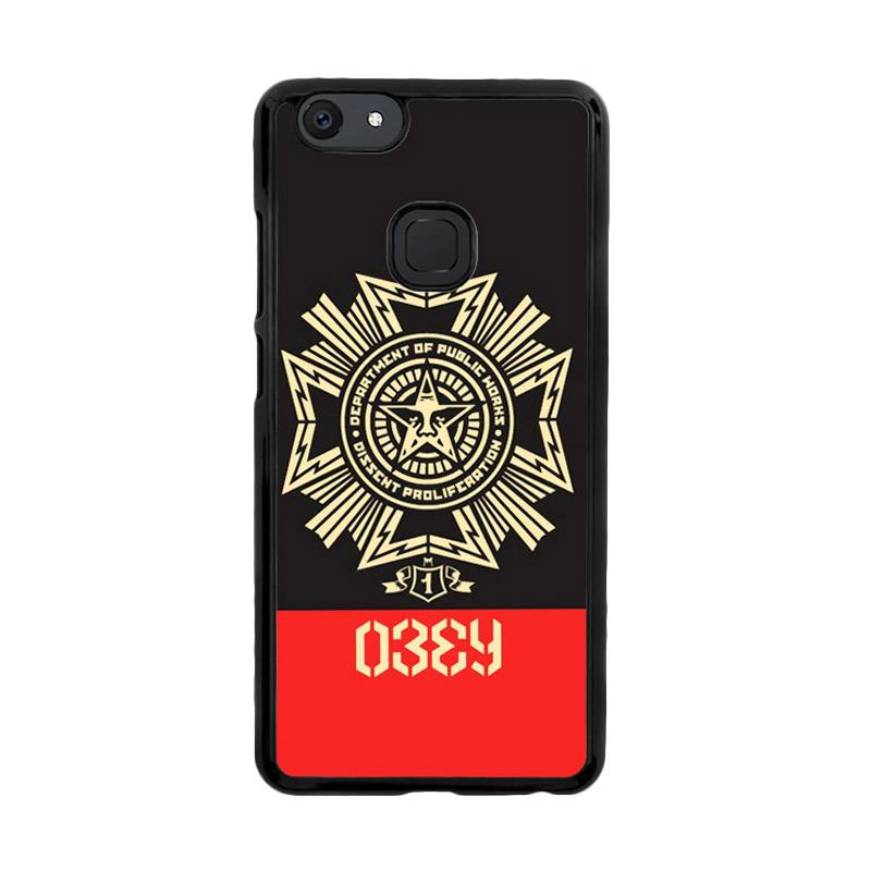 Flazzstore Obey Clothing O0726 Custom Casing for Vivo V7