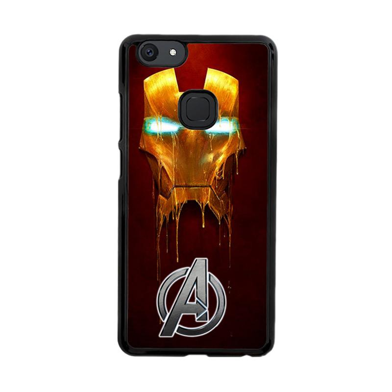 Flazzstore Ironman The Avengers Painting Z0262 Custom Casing for Vivo V7