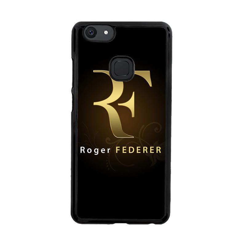 Flazzstore Roger Federer Z4959 Custom Casing for Vivo V7