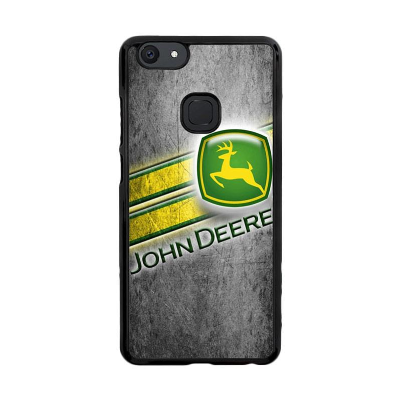 Flazzstore John Deere Logo Z5040 Custom Casing for Vivo V7