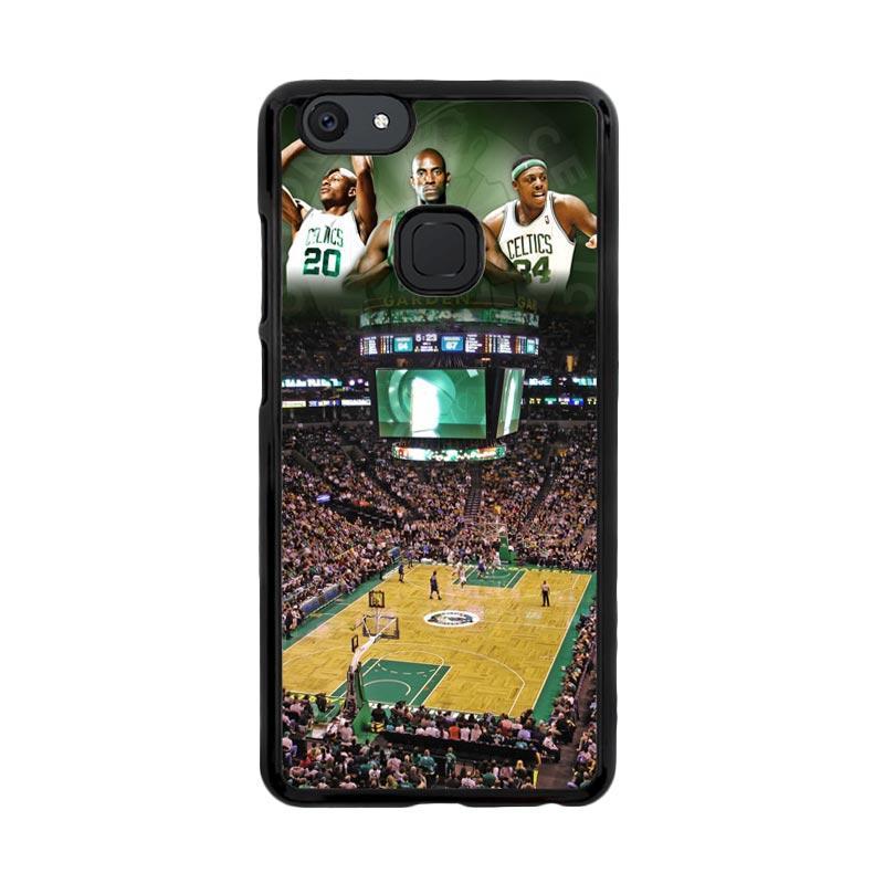 Flazzstore Boston Celtics X3165 Custom Casing for Vivo V7