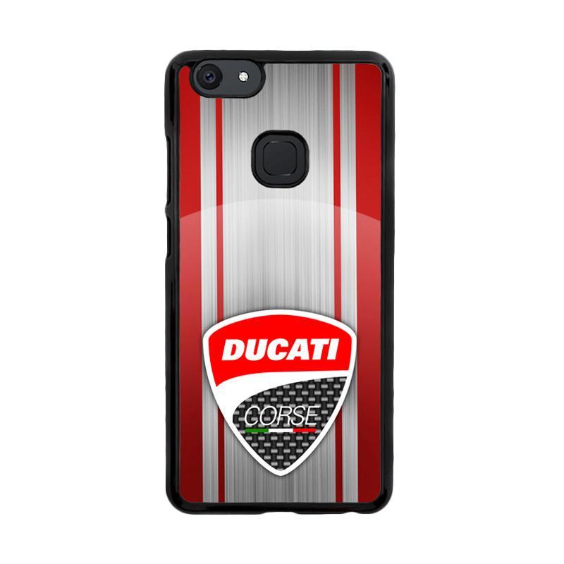 Flazzstore Ducati Logo X3231 Custom Casing for Vivo V7