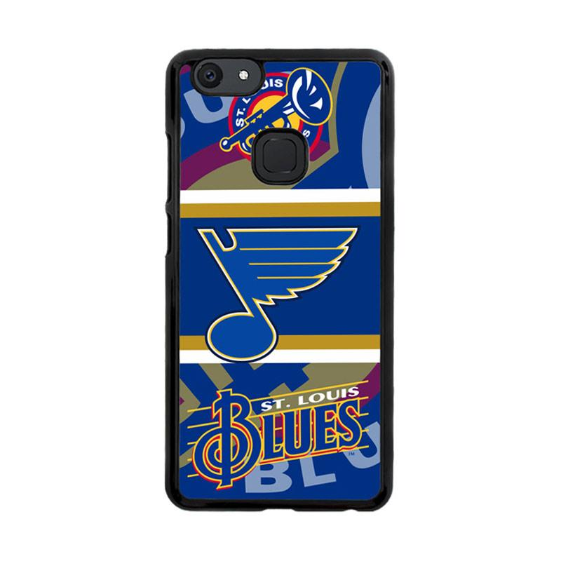 Flazzstore St Louis Blues Wallpapers X3236 Custom Casing for Vivo V7