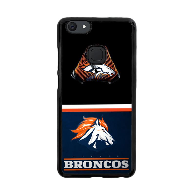 Flazzstore Denver Broncos Logo X3283 Custom Casing for Vivo V7