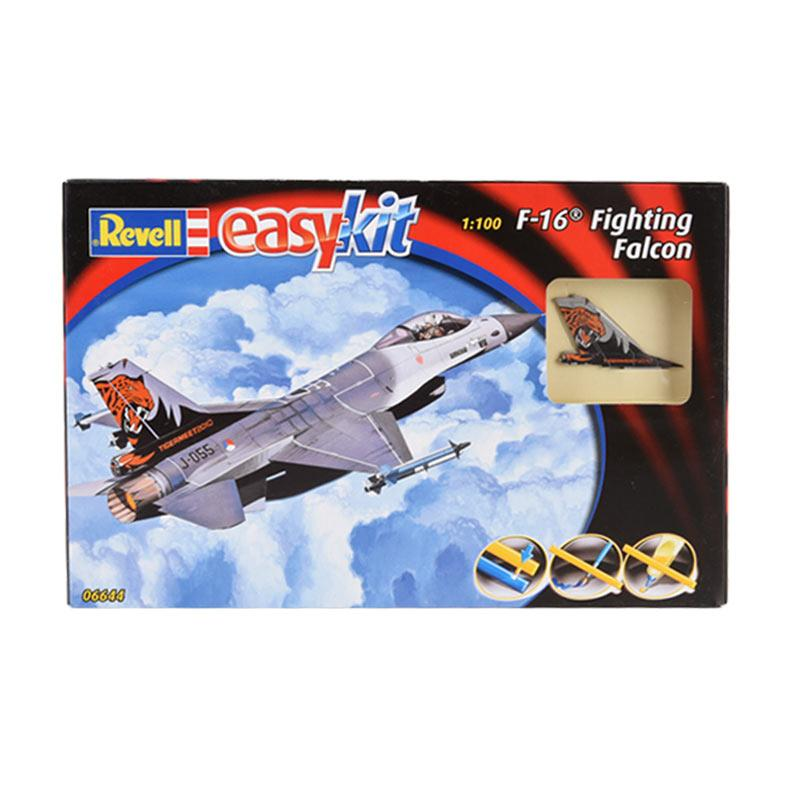 Revell Easy Kit F-16 Fighting Falcon Mainan Anak