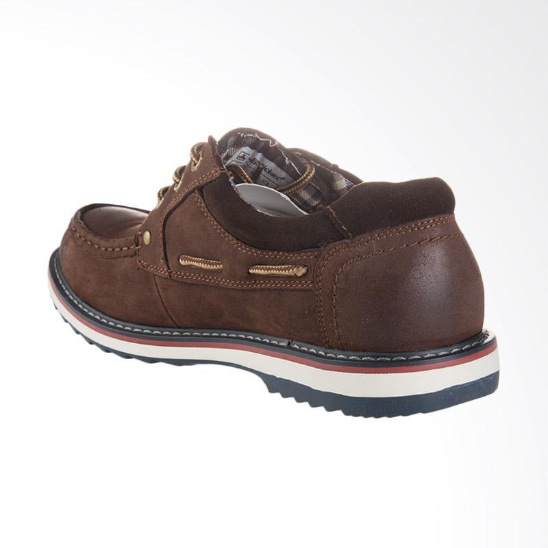 Jual Jim Joker Casual Shoes Fire 1CA Sepatu Pria - Coffee Online - Harga    Kualitas Terjamin  c42fd7dcfe