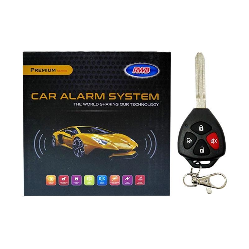 RWB R 800T Car Security Systems Alarm Mobil