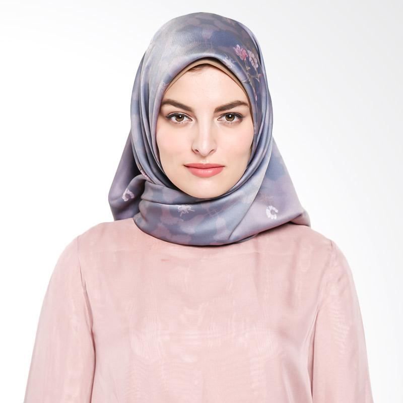 Ria Miranda Salvie Scarf Muslim Brown