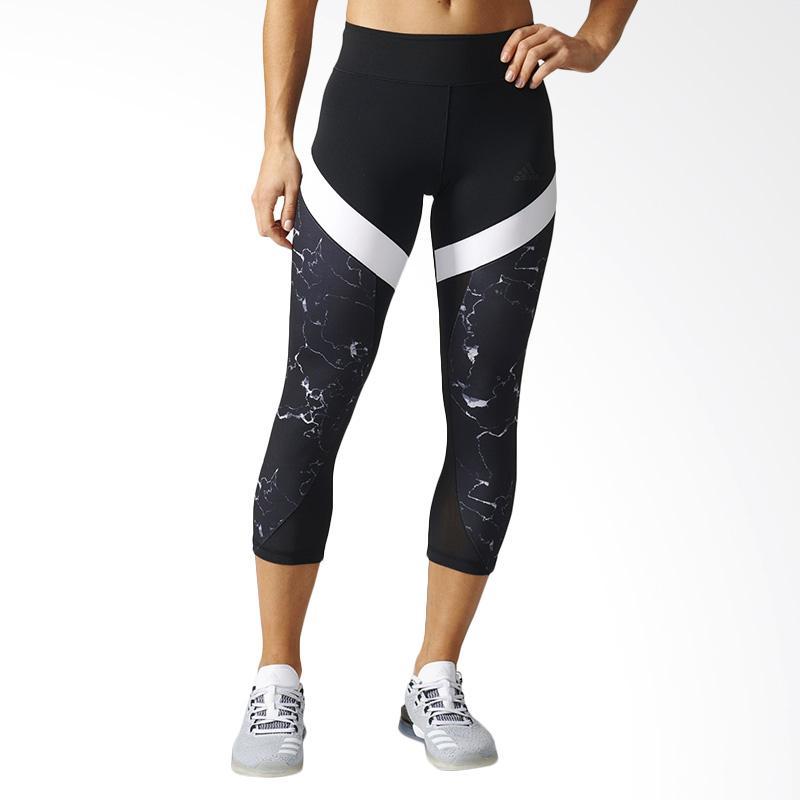 adidas 3/4 Tight Celana Olahraga Wanita [Q2P2- BQ2122]
