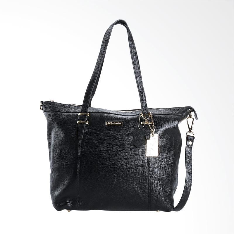 harga Phillipe Jourdan IWL 1701 Clara Hand Bag Wanita - Black Blibli.com