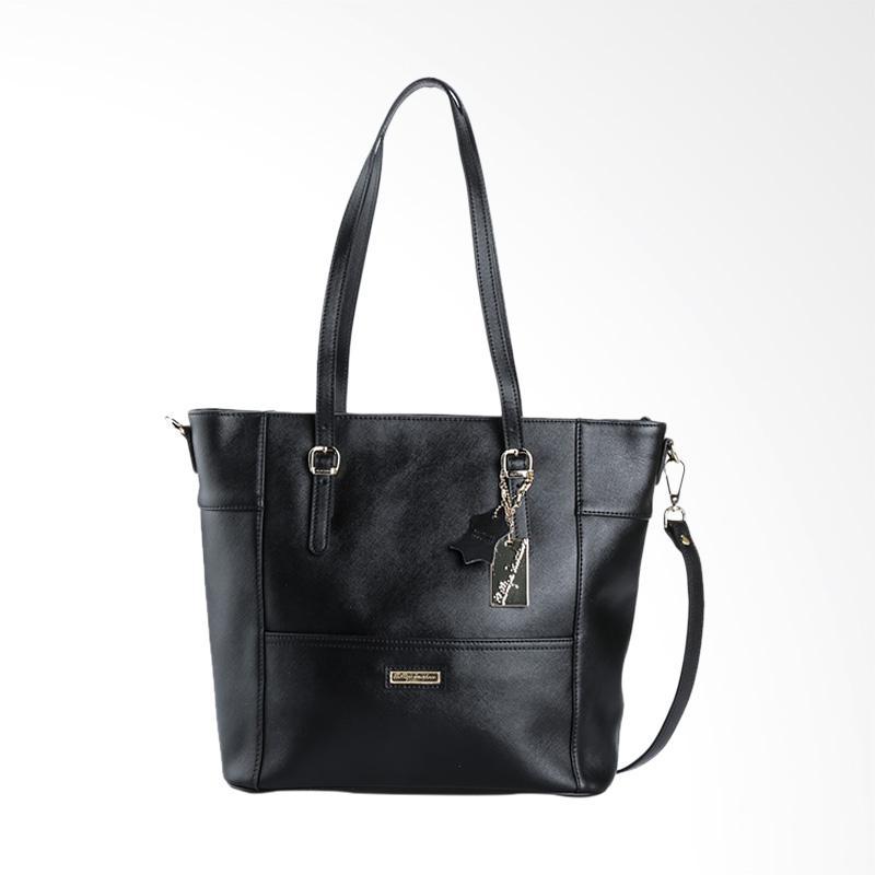 harga Phillipe Jourdan IWL 1705 Carmen Hand Bag Wanita - Black Blibli.com