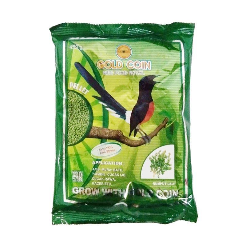 harga Gold Coin Seaweed Pakan Burung Anis, Murai, Cucak Ijo, Kacer Blibli.com