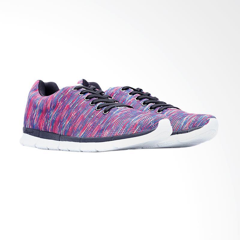 Kelebihan Dari Produk Life8 Heather Casual Sneakers Sepatu Pria - Blue Red [09593] Dengan