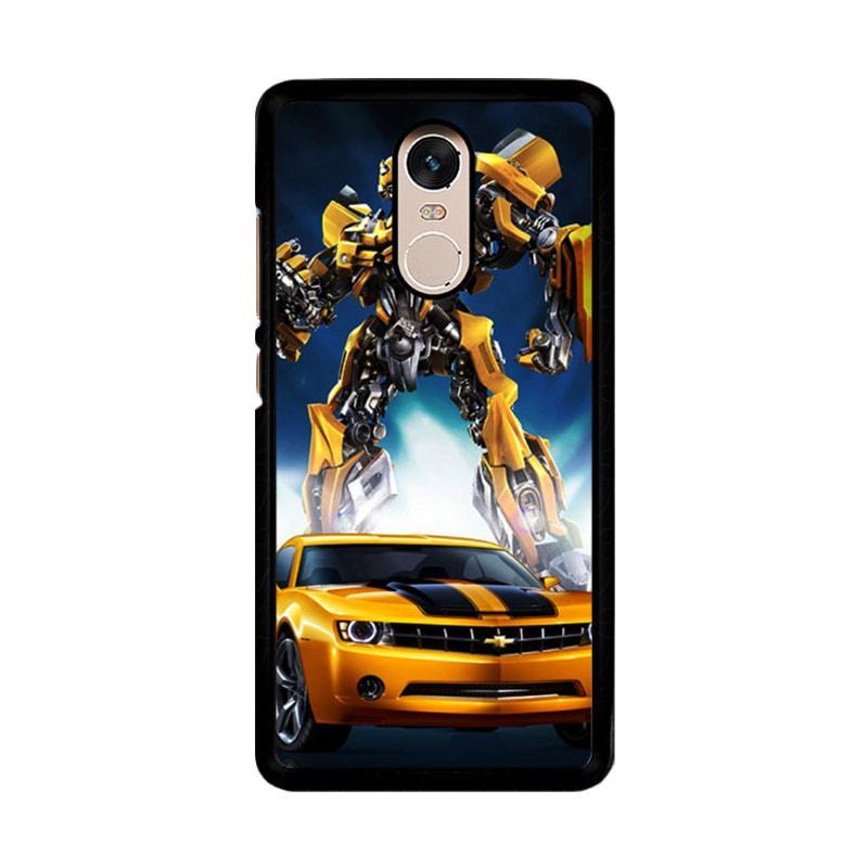 harga Flazzstore Bumblebee Y1210 Custom Casing for Xiaomi Redmi Note 4 or Note 4X Snapdragon Mediatek Blibli.com