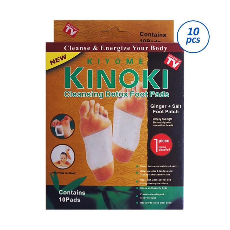 Kinoki Foot Patch Koyo Detox - Gold [10 Set]