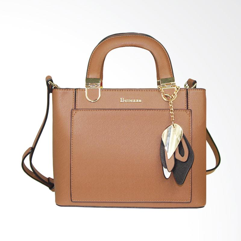 Bellezza YZ710099L Hand Bag - Camel