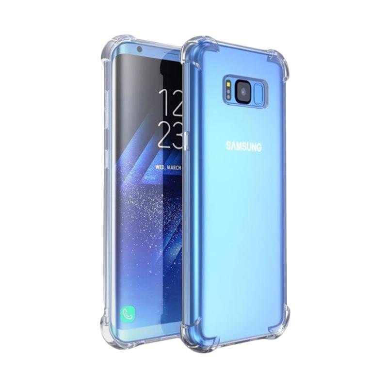 OEM Anti Crack TPU Softcase Casing for Samsung Galaxy S8 Plus [Original]