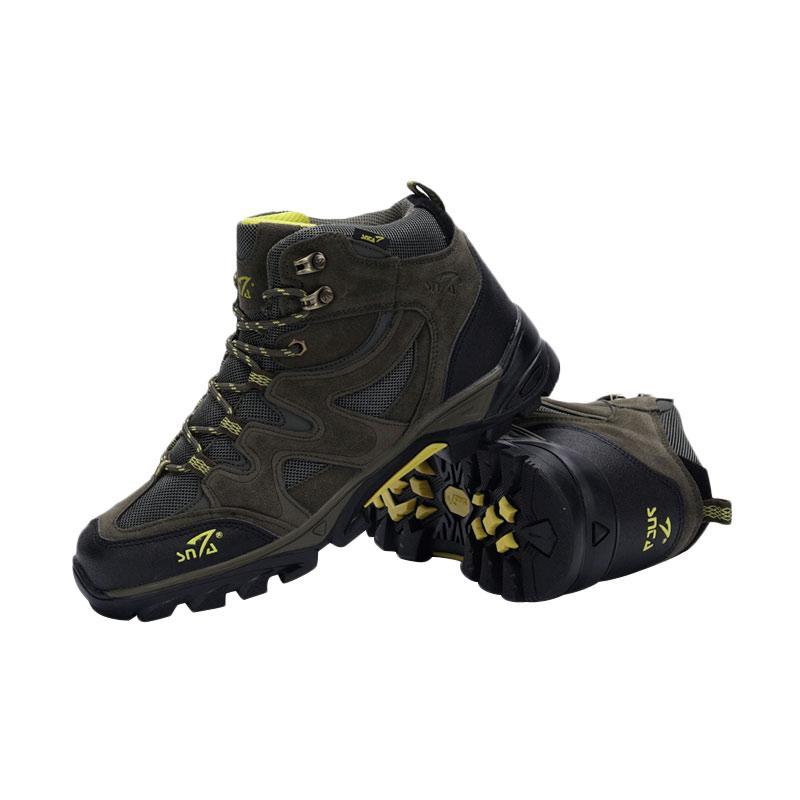 Snta Boots Sepatu Gunung - Green Yellow [491]