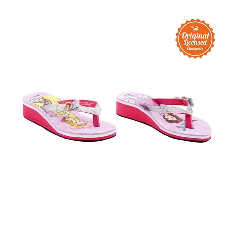 harga Sofia The First Wedges Sandal Anak Perempuan - Purple Blibli.com