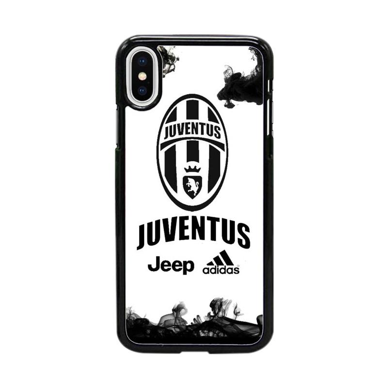 Acc Hp Juventus Football Club W4951 Custom Casing for iPhone X