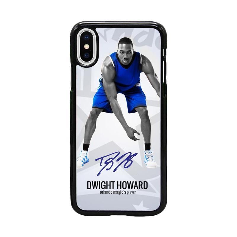 Acc Hp Dwight Howard Signature W5001 Custom Casing for iPhone X