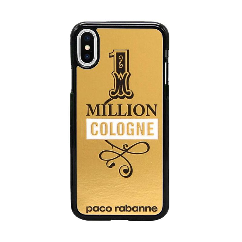 Acc Hp Paco Rabanne 1 Million Cologne W5085 Custom Casing for iPhone X