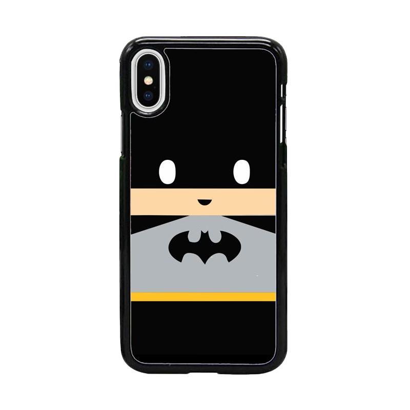 Acc Hp Batman Dark Knight W5033 Custom Casing for Iphone X