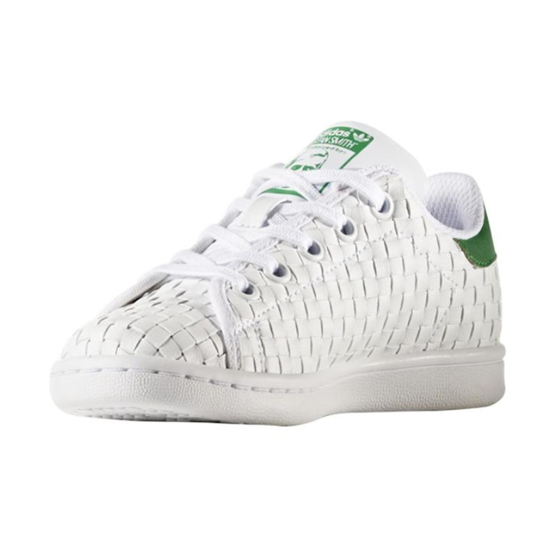 harga adidas Stan Smith C Orgnls Youth Shoes Sepatu Sneakers Anak [BB0211] Blibli.com