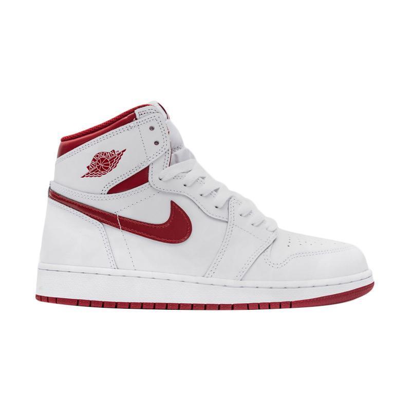 sepatu basket nike air jordan retro grade original pria wanita sneakers  kets casual biru e969e1ee2c