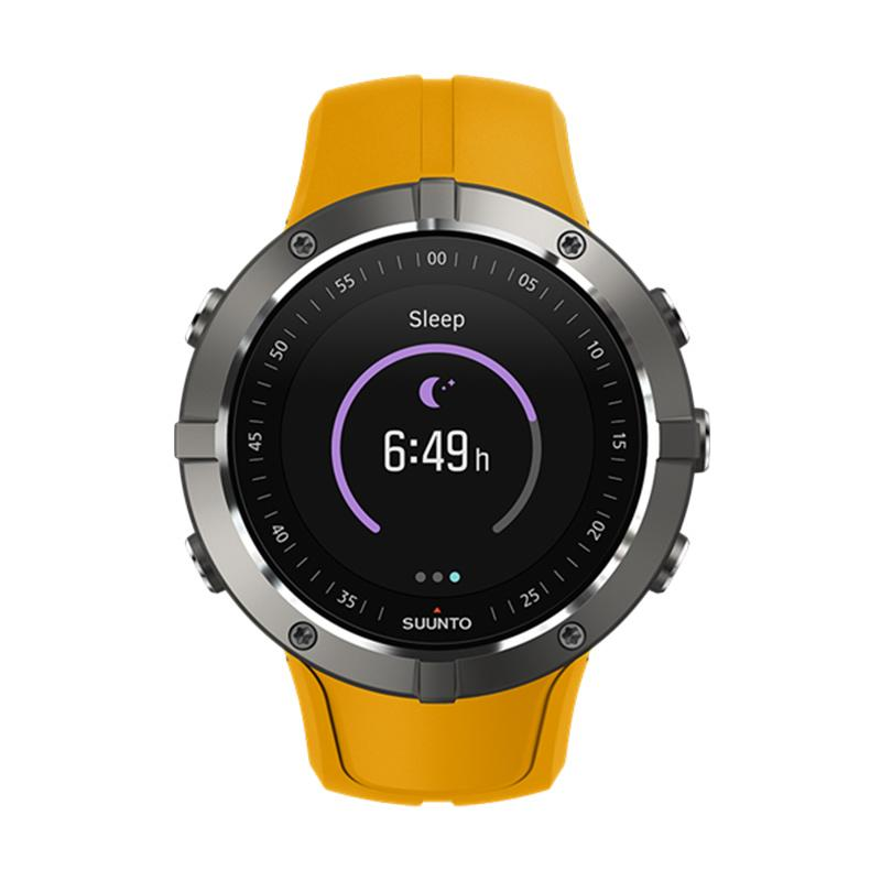 Suunto Spartan Trainer Wrist HR Activity Trackers Pedometers Amber