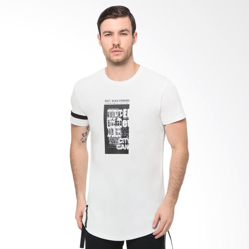 harga RBJ Obl T-Shirt Pria - Putih [25676003] Blibli.com