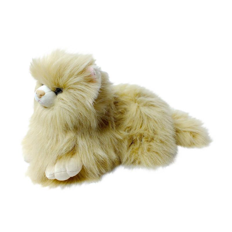 harga Galeri Boneka Kucing Anggora Boneka - Cream Blibli.com