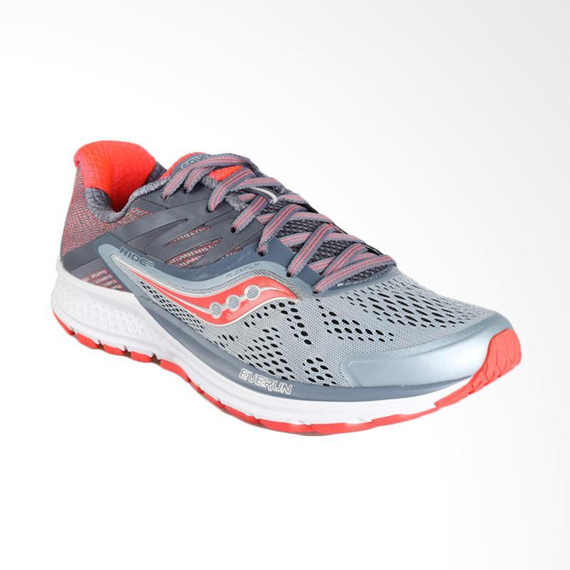 Saucony Ride 10 Fog Sneaker Shoes  S10373-6  e9aadd1d97