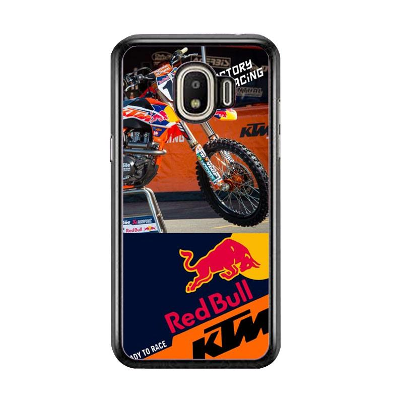 harga Acc Hp Red Bull KTM Racing W5350 Custom Casing for Samsung J2 Pro Blibli.com