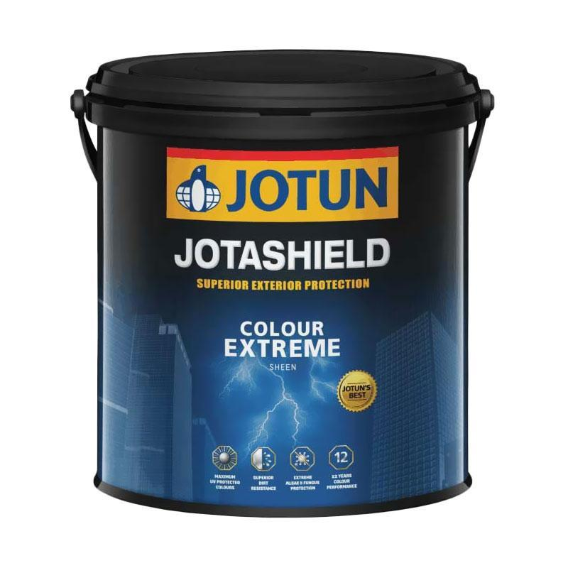 JOTUN Jotashield Colour Extreme Eksterior Cat Tembok White