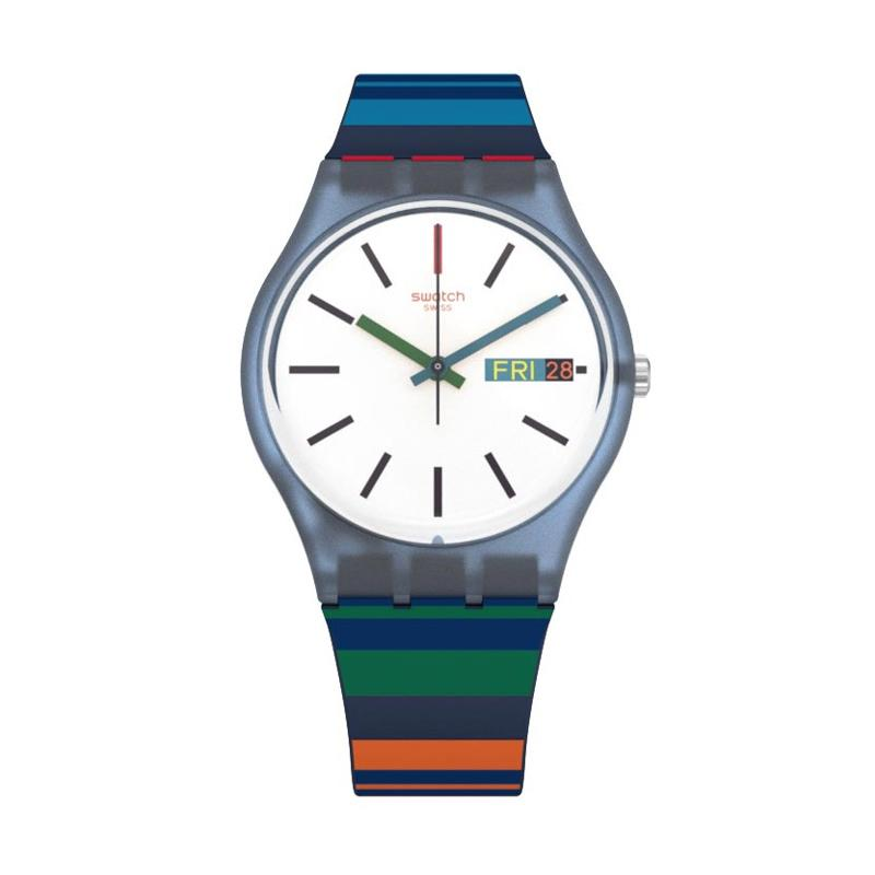 Swatch GN724 Color Crossing Jam Tangan Wanita