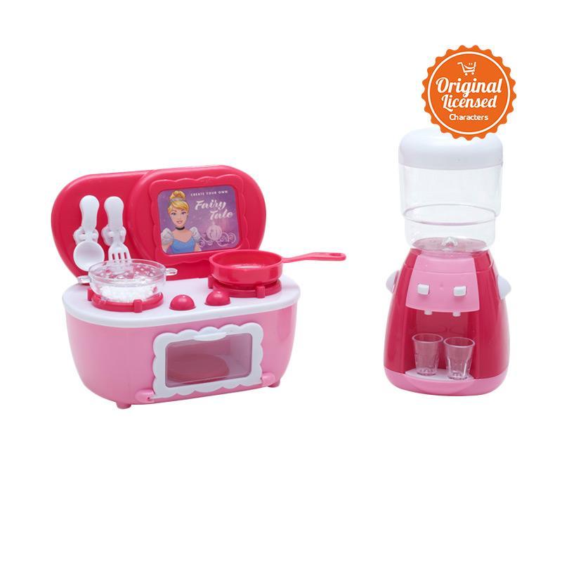 Disney Princess Kitchen Set 09 Mainan Anak