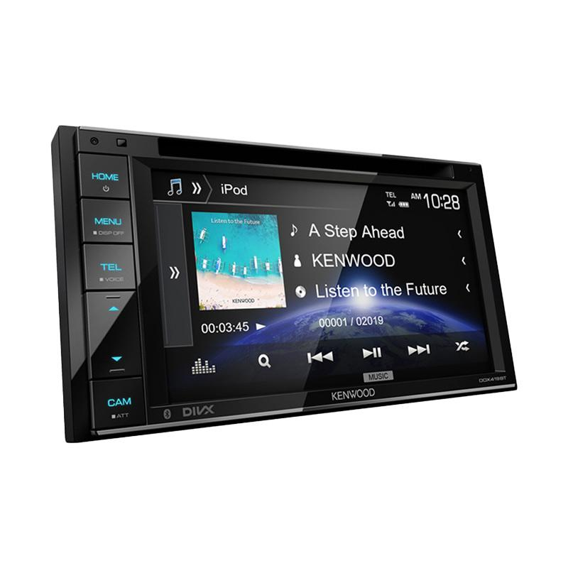 Kenwood DDX419BT Double Din Head Unit