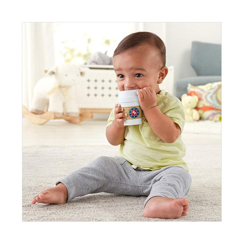 Fisher-Price Coffee Cup Teether DYW60