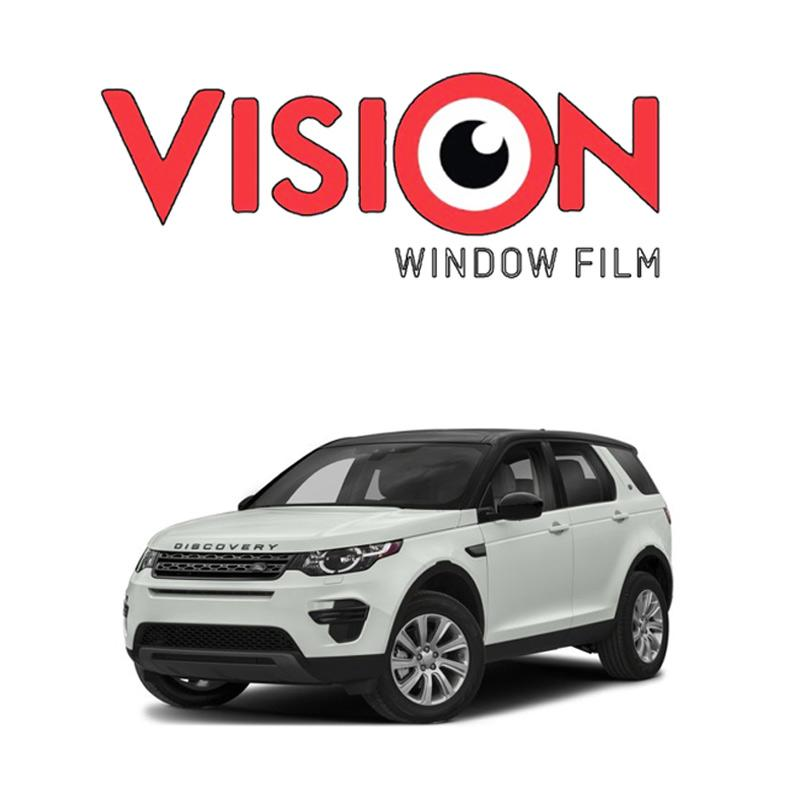 Land Rover Discovery >> Vision Window Film Vision Superior Kaca Film For Land Rover Discovery Pasang Di Tempat