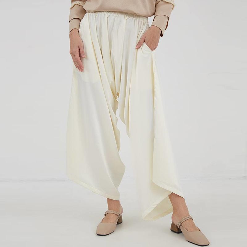 Jual Hijabenka Ravena Pants Celana Muslim Wanita White Murah Januari 2020 Blibli Com
