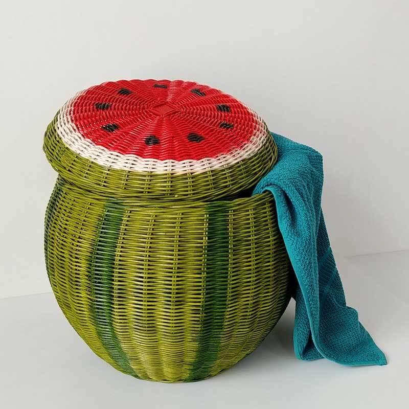 Rotan Craft Basket Keranjang Laundry