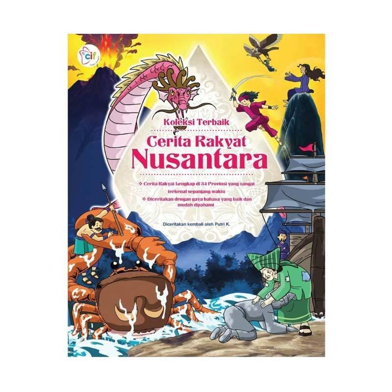 Penebar Swadaya Koleksi Terbaik Cerita Rakyat Nusantara