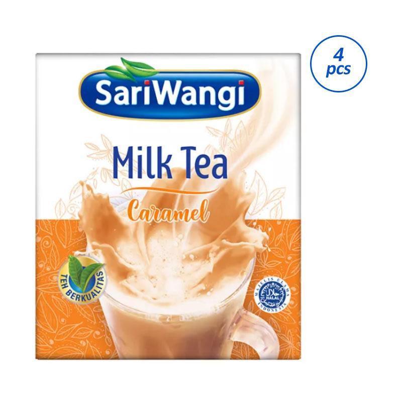 SARIWANGI Milk Tea Caramel